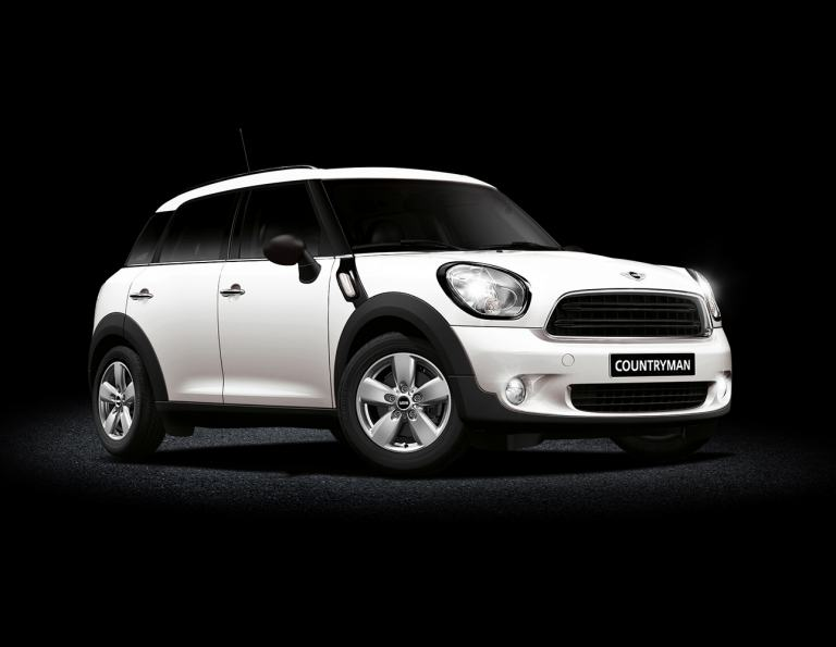 ALL4 Driving. MINI Countryman. MINI Offer.