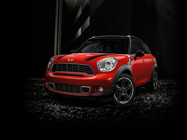 MINI Countryman.  MINI Home and Travel Insurance.