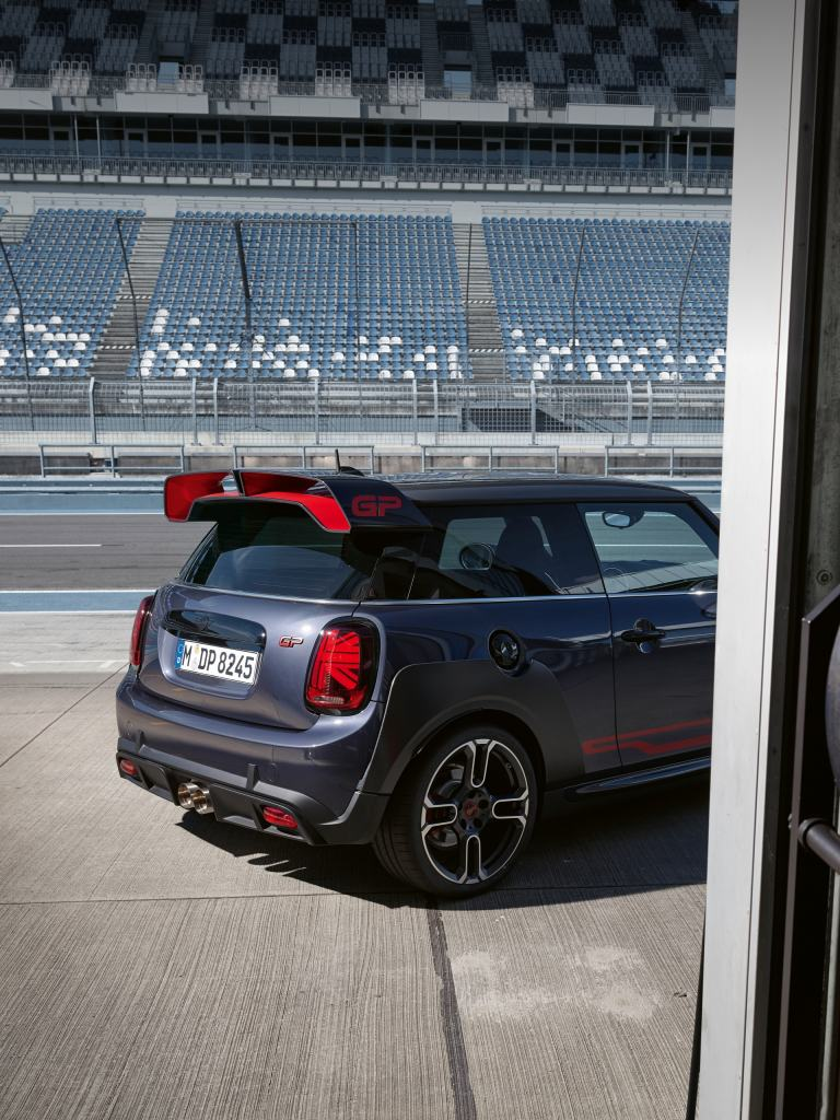 MINI John Cooper Works GP – edición especial – 306 HP